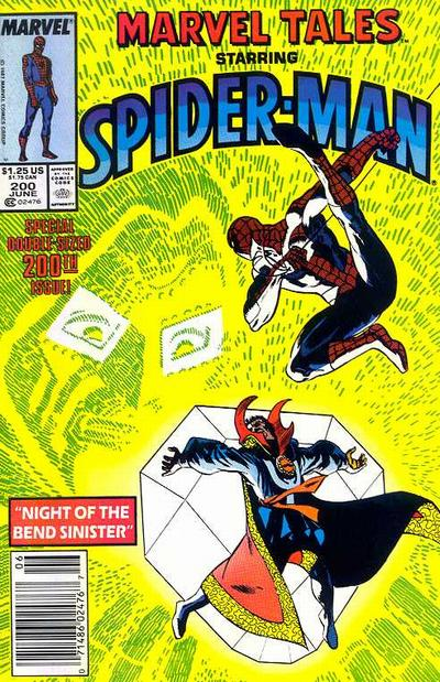 Cover for Marvel Tales (Marvel, 1966 series) #200 [Direct]