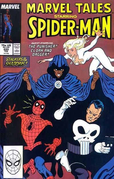 Cover for Marvel Tales (Marvel, 1966 series) #220