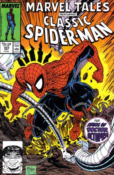 Cover for Marvel Tales (Marvel, 1966 series) #223
