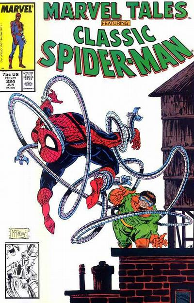 Cover for Marvel Tales (Marvel, 1966 series) #224