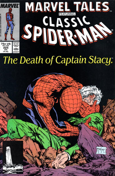 Cover for Marvel Tales (Marvel, 1966 series) #225