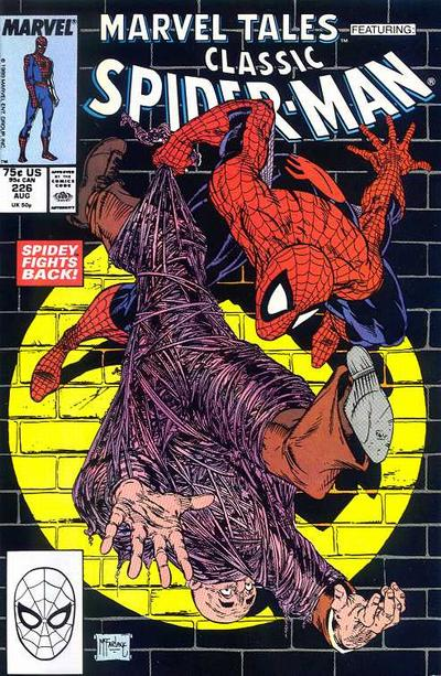 Cover for Marvel Tales (Marvel, 1966 series) #226