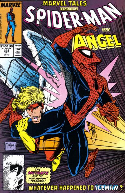 Cover for Marvel Tales (Marvel, 1966 series) #228