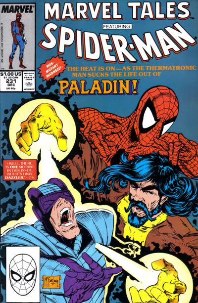 Cover for Marvel Tales (Marvel, 1966 series) #231
