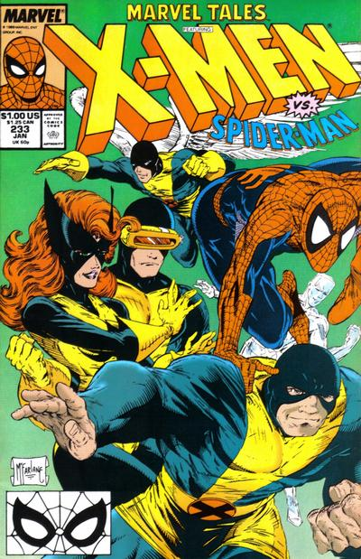 Cover for Marvel Tales (Marvel, 1966 series) #233