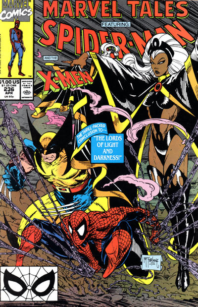 Cover for Marvel Tales (Marvel, 1966 series) #236