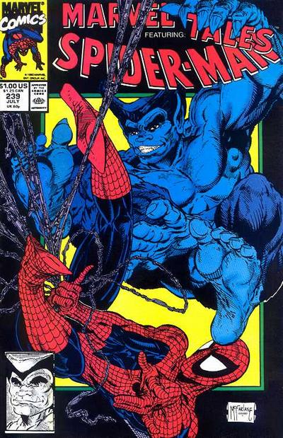 Cover for Marvel Tales (Marvel, 1966 series) #239