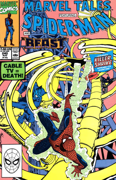 Cover for Marvel Tales (Marvel, 1966 series) #240