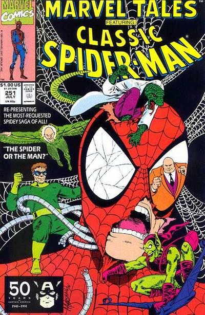 Cover for Marvel Tales (Marvel, 1966 series) #251