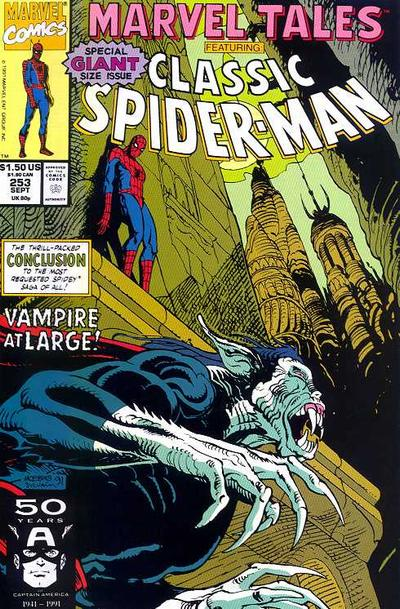 Cover for Marvel Tales (Marvel, 1966 series) #253