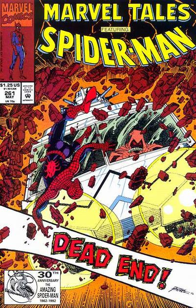Cover for Marvel Tales (Marvel, 1966 series) #261