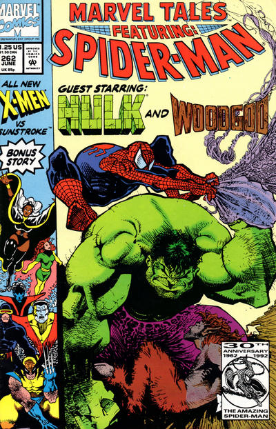 Cover for Marvel Tales (Marvel, 1966 series) #262