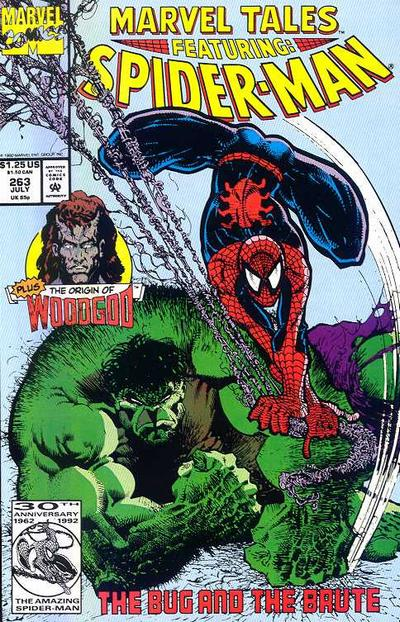 Cover for Marvel Tales (Marvel, 1966 series) #263