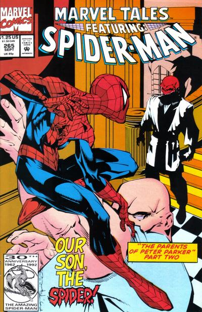 Cover for Marvel Tales (Marvel, 1966 series) #265