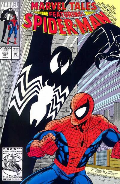 Cover for Marvel Tales (Marvel, 1966 series) #266