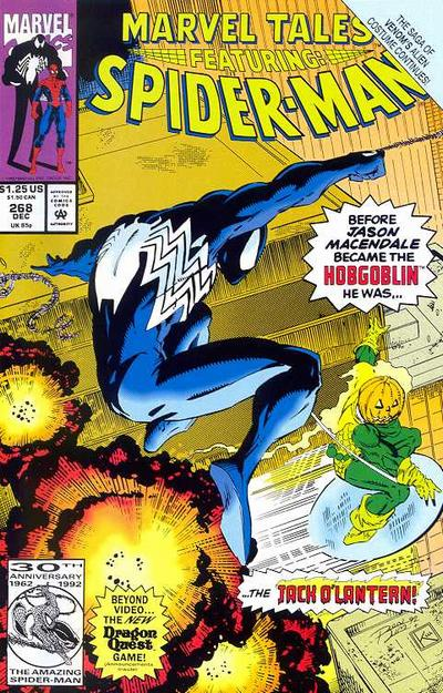 Cover for Marvel Tales (Marvel, 1966 series) #268