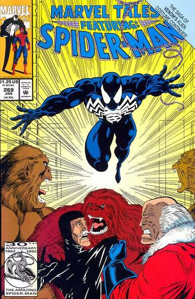 Cover for Marvel Tales (Marvel, 1966 series) #269