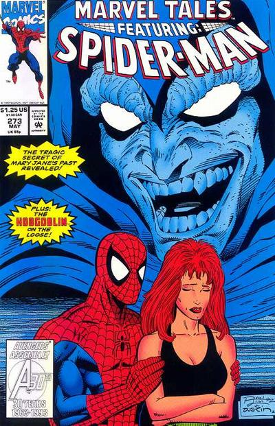 Cover for Marvel Tales (Marvel, 1966 series) #273