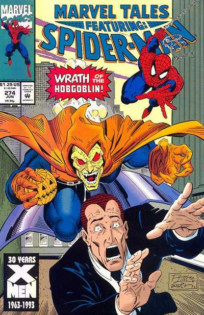 Cover for Marvel Tales (Marvel, 1966 series) #274