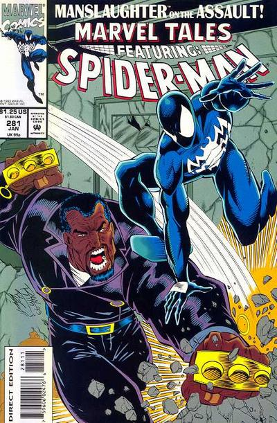 Cover for Marvel Tales (Marvel, 1966 series) #281