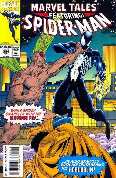 Cover for Marvel Tales (Marvel, 1966 series) #284