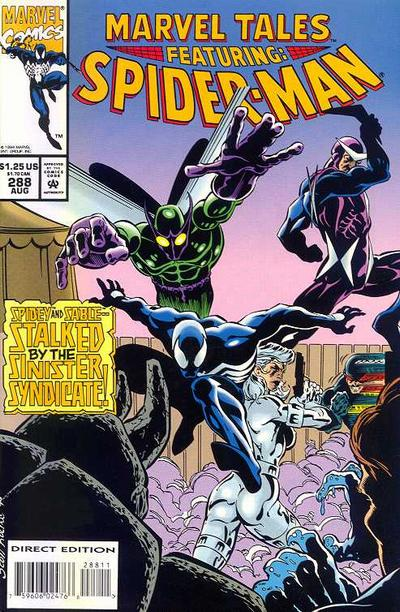 Cover for Marvel Tales (Marvel, 1966 series) #288