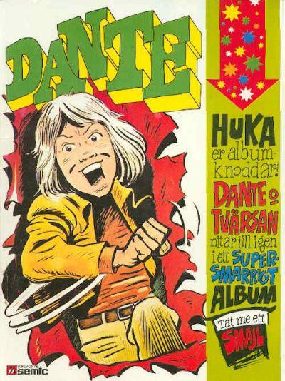 Cover for Dante (Semic, 1980 series) #[nn]