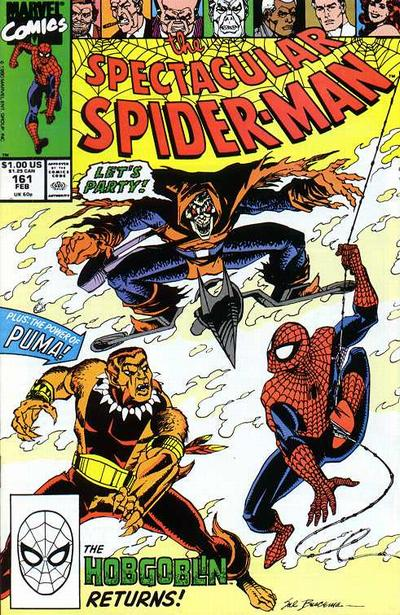 Cover for The Spectacular Spider-Man (Marvel, 1976 series) #161