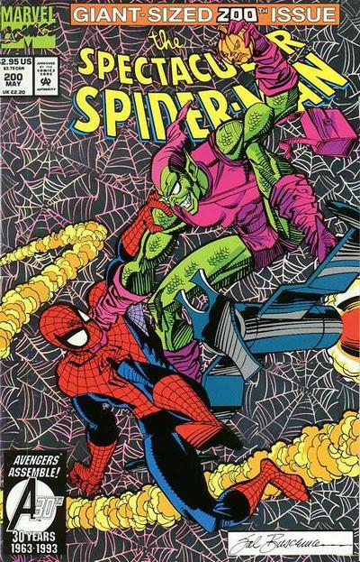 Cover for The Spectacular Spider-Man (Marvel, 1976 series) #200