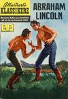 Cover Thumbnail for Illustrerte Klassikere [Classics Illustrated] (1957 series) #78 - Abraham Lincoln [2. opplag]