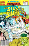 Cover Thumbnail for Silver Surfer Annual (1988 series) #5 [Newsstand Edition]