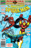 Cover for The Amazing Spider-Man Annual (Marvel, 1964 series) #25 [Newsstand]