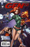 Cover for Gen 13 (DC, 2006 series) #1 [1 in 10 Cover Variant]