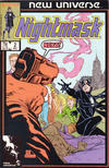 Cover for Nightmask (Marvel, 1986 series) #2 [Direct]
