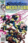 Cover for Strikeforce: Morituri (Marvel, 1986 series) #2 [Newsstand]