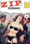 Cover for Zip (Der Freibeuter, 1972 series) #4