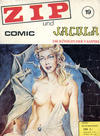 Cover for Zip (Der Freibeuter, 1972 series) #19