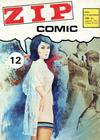 Cover for Zip (Der Freibeuter, 1972 series) #12