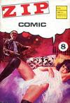 Cover for Zip (Der Freibeuter, 1972 series) #8