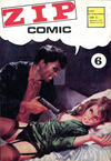 Cover for Zip (Der Freibeuter, 1972 series) #6