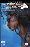 Cover for Do Androids Dream of Electric Sheep? (Boom! Studios, 2009 series) #3 [Cover B]