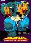 Cover for Obras Maestras (Planeta DeAgostini, 1991 series) #7 - Hulk: Zona Nuclear