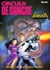 Cover for Obras Maestras (Planeta DeAgostini, 1991 series) #9 - The Punisher: Círculo de Sangre
