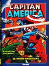 Cover for Obras Maestras (Planeta DeAgostini, 1991 series) #10 - Capitán América: El Sueño Americano