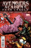 Cover for Avengers Academy (Marvel, 2010 series) #17