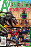 "Cover for Avengers Forever (Marvel, 1998 series) #4 [""Old West"" Variant Cover]"