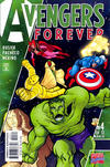 "Cover for Avengers Forever (Marvel, 1998 series) #4 [""Time Sphinx"" Variant Cover]"