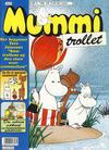 Cover for Mummitrollet (Semic, 1993 series) #6/1996