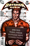 Cover Thumbnail for Batman and Robin (2009 series) #23 [J. G. Jones Variant Cover]