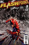 Cover Thumbnail for Flashpoint (2011 series) #1 [3rd Printing - Black Background]